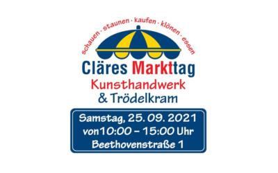 Cläres Markttag